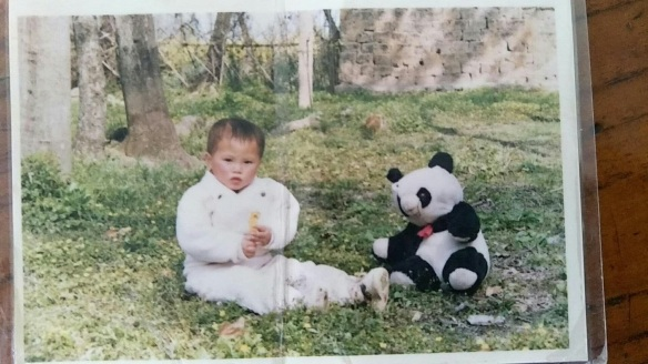 Feng Hong_baby picture